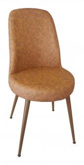 Berjer Sandalye Fındık Kahve 6 Adet