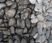 Dolamit Taşı 1 Kg 2,5 4cm Siyah Bazalt Dolomit Taşı Dekor Taşı Süs Taşı Bahçe Taşı Akvaryum Taşı Dekoratif Taş Dere Taşı Çakıl Taş