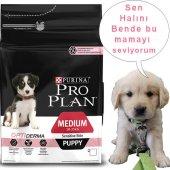Proplan Yavru Köpek Maması Somon&pirinç Köpek Maması 3kg