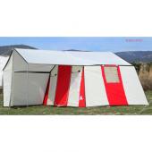 Iki Oda Bir Salon Mutfaklı Kamp Çadırı