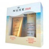 Nuxe Bronzlaştırıcı Yüz Ve Vücut Sütü Spf30 150ml + Güneş Sonrası