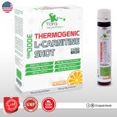 Torq Nutrition 3000 Mg. Thermogenic L Carnitine Shot (8 Adet)