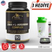 Torq Nutrition Gold Zma + 900 Mg. L Arginine Complex Skt 05 2021