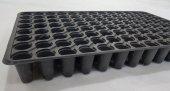 Fidelik Viyolü 104 Gözlü 100 Adet Tohum Çimlendirme Kabı Plastik Fide Viyolü Fide Yetiştirme Kabı Fide Viyol