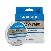 Shimano Exage Monofilament Misina 150mt 0.25mm 5.50kg