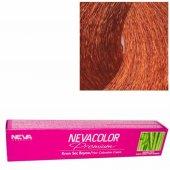 Neva Color Tüp Saç Boyası 8.444 Açık Kumran Yoğun Bakır 50 Gr