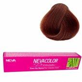 Neva Color Tüp Saç Boyası 6.0 Yoğun Koyu Kumral 50 Gr