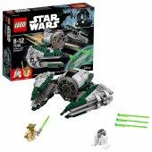 Lego 75168 Starwars Yodanın Jedi Starfighterı
