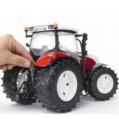 Bruder 03090 Steyr Cvt 6230 Traktör Römork