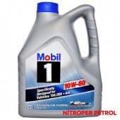 Mobıl 1 Extended Lıfe 10w 60 4 Lt Benzinli Dizel Motor Yağı