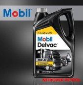 Mobıl Delvac Mx 15w 40 7 Lt Benzinli Dizel Motor Yağı