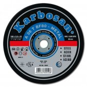 Karbosan Metal Kesici ,25 Adet Fiyatıdır, 230 X 3 X 22 Nk Barkod No 869149 910040 5