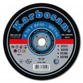 Karbosan Metal Kesici ,25 Adet Fiyatıdır, 230 X3 X 22 Nk Barkod No 869149 910040 5
