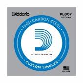 Daddarıo Elektro Ve Akustik Tek Tel, E (Mi), Pl007