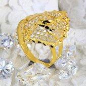 Cigold 14 Ayar Fantezi Yüzük Yz615000801