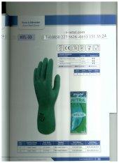 Beybi Ntl 33 Nitril Yeşil Uzun,eldiven, 20 Çift Fiyatı 9 10 Numara Mevcut, Deterjana,kimyasallara, Aşınmaya ,delinmeye Dayanıklıdır.