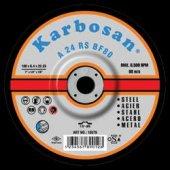 Karbosan 10 Adet Fiyatı.115 X 6 X 4 Metal Taşlama Diski