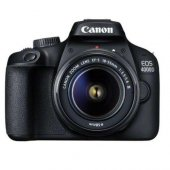 Canon Pho D.camera Eos 4000d 18 55 Eu26 4549292116571