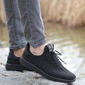 Keeway 011 Sıyah Erkek Spor Ayakkabı