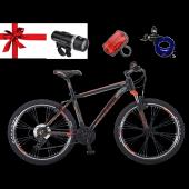 Salcano Ng650 27,5 V 27,5 Jant Erkek Dağ Bisikleti 18