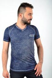 Cepli Lacivert Tshirt