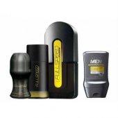Avon Full Speed Power Edt 75 Ml + Deodorant + Rollon + After Shave 4&#039 Lü Set
