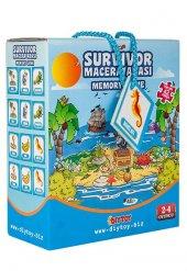 Survıvor Macera Adası Memory Game 2112