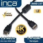 ınca Imhd 15t Hdmı Kablo 1,8 Metre