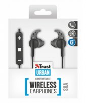 Trust 21709 Sıla Bluetooth Kablosuz Kulaklık Siyah Beyaz
