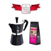 Bialetti Moka Pot Express Black 3 Cup