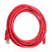Dark Dk Cb Nt6u300r Cab. 3m Cat6 Utp Network Kablosu Kırmızı
