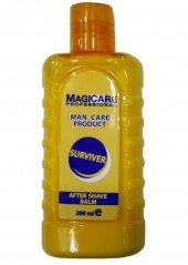 Magicare After Shave Balsam 200ml Survıver Lac. Ess.