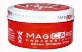 Magicare Wax 100ml Extra Strong Form Kırmızı