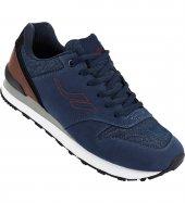 L 5523 Açık Lacivert Erkek Sneaker Ayakkabı