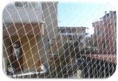 Kuş Engelleme Ağı 10x3 Metre Balkon Ağı Güvercin Önleme Filesi Kuş Önleme Filesi Balkon Filesi Güvercin Filesi