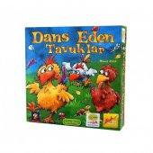 Dans Eden Tavuklar Akıl Ve Zeka Oyunu