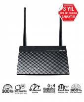 Asus Rt N12plus 300mps 4 Port 2adet 5dbi Ap Router