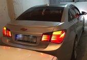 Chevrolet Cruze 2010 2014 Anatomik Spoiler
