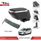 Bylizard Dacia Lodgy Delmesiz Çelik Ayaklı Armor 2 Kolçak Kol Dayama Lüx