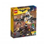 Yabidur Oyuncak Lego Robotik Batman Yemek Savaşında