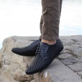 Conteyner 270 Kare Nakıs Laci Erkek Casusal Ayakkabı