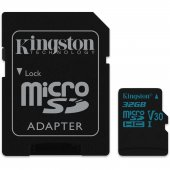 Kıngston 32gb Msd Canvasgo U3 Sdcg2 32gb