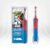 Oral B Stages Şarj Edilebilir Diş Fırçası Çocuklar İçin Star Wars