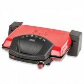 Fakir Grace Izgara Tost Makinası Kırmızı