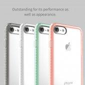 Iphone 7 8 Plus Ultra İnce Şeffaf Tpu + Pc Kılıf