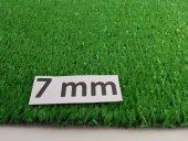 Suni Çim Halı Döşeme 7 Mm 1x21 21m2 Düz Çim Halı Yeşil Suni Çim Halı Çim Halı Zemin Kaplama