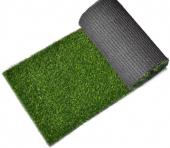 çim Halı Zemin Kaplama 7 Mm 1x22 22 M2 Yeşil Suni Çim Halı Sentetik Çim Halı Kapı Önü Çim Halı