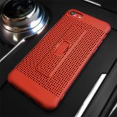 Iphone 7 8 Hava Alabilen Stantlı Ekstra Korumalı Telefon Kılıfı