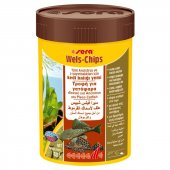 Sera Wels Chips Vatoz Balığı Yemi 100 Ml