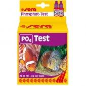 Sera Po4 Test Fosfat Testi 60 Ölçüm 15 Ml